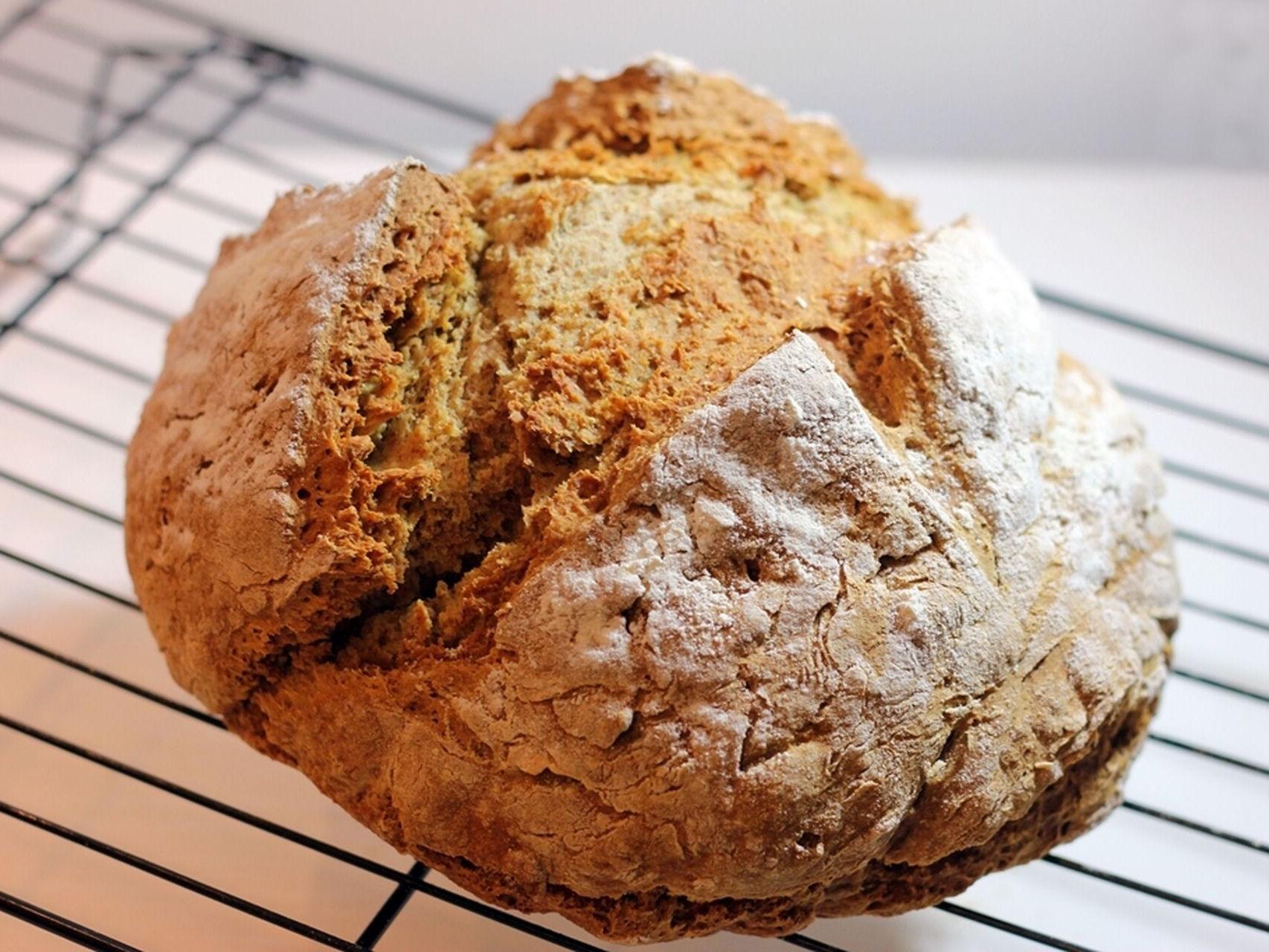 pan sin levadura gasificantes