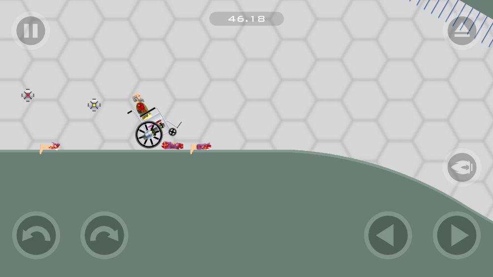 happy wheels juego