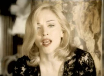 madonna love dont live here anymore video