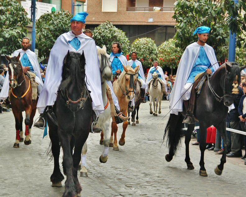 pregon mondas caballos