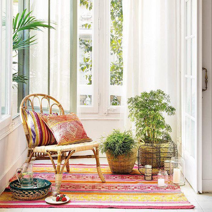plantas interior decoracion