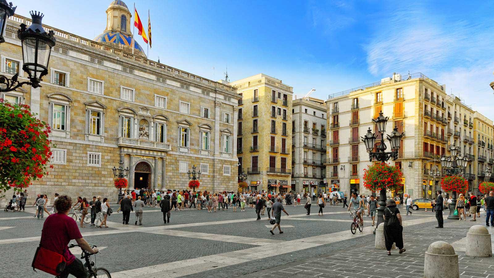 plaza san jaime barcelona