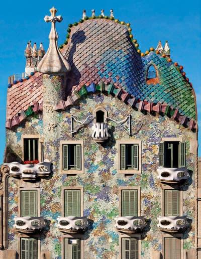 casa batllo fachada