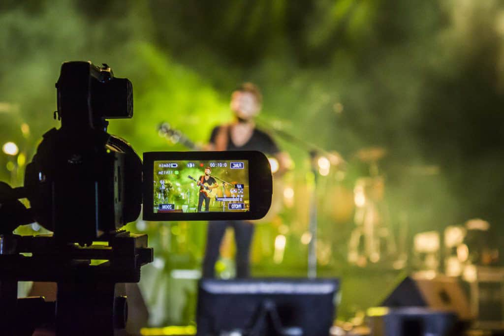 streaming eventos conciertos