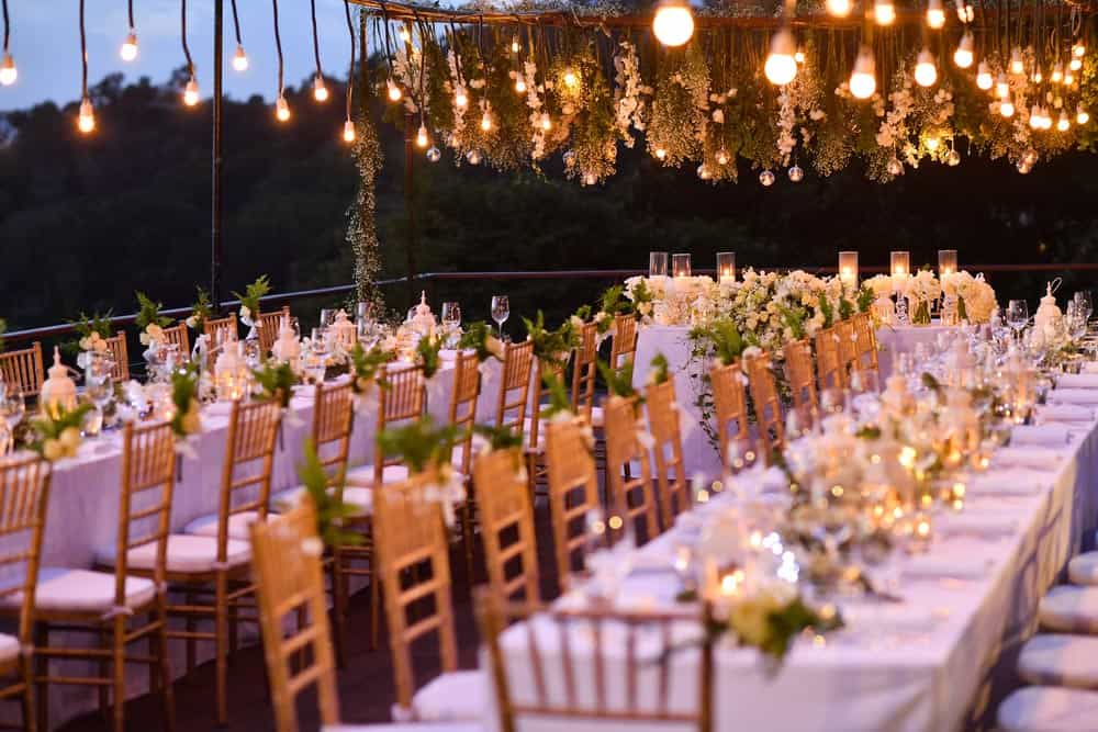 catering banquete