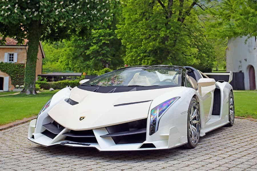 coche lujo