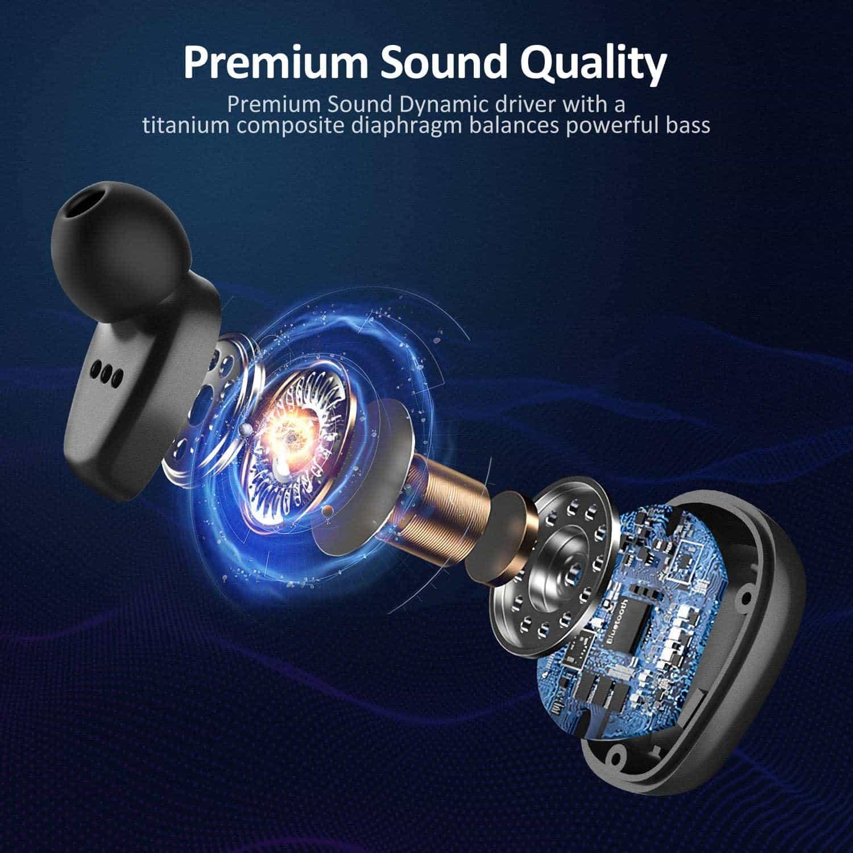 auriculares deportivos sonido
