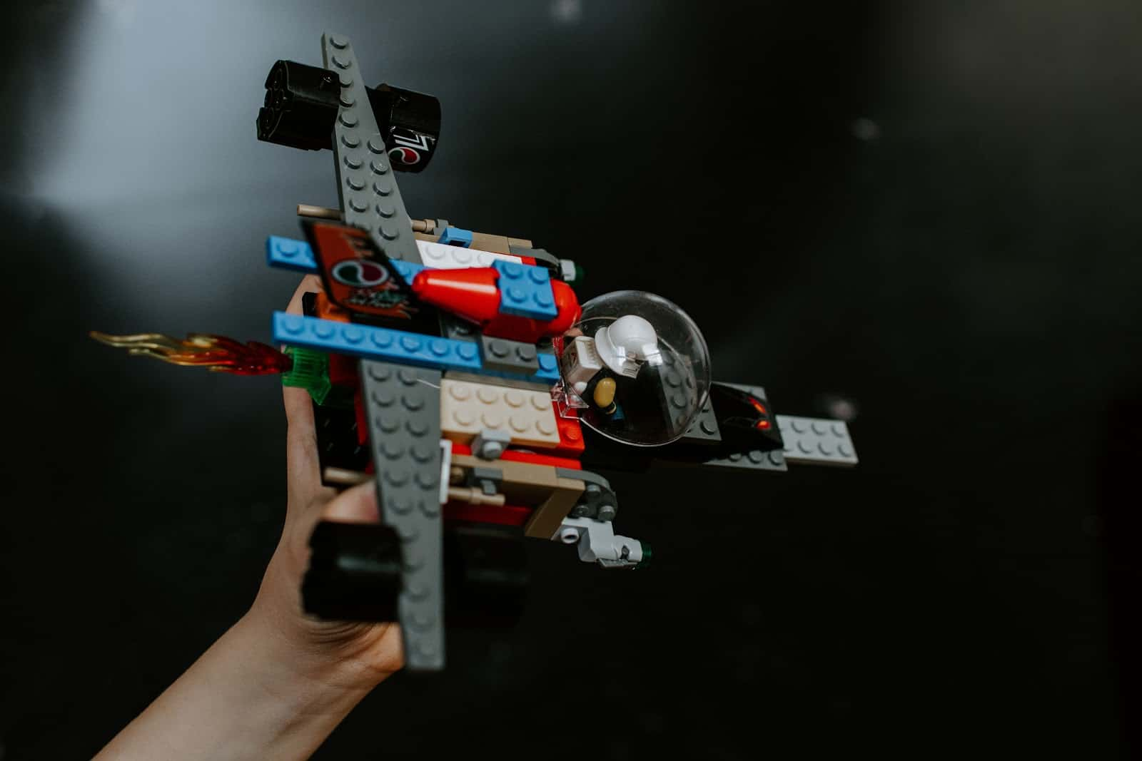 juguete avion