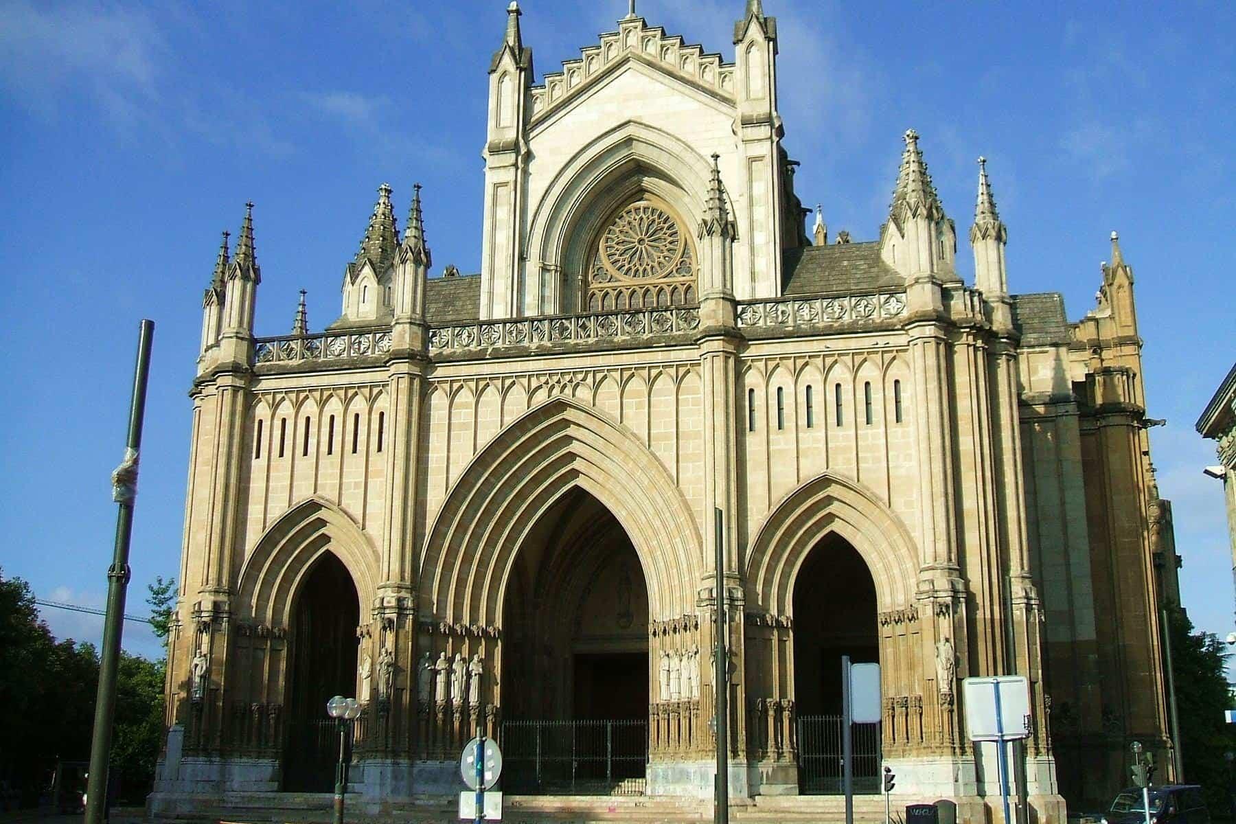 catedral de santa maria vitoria