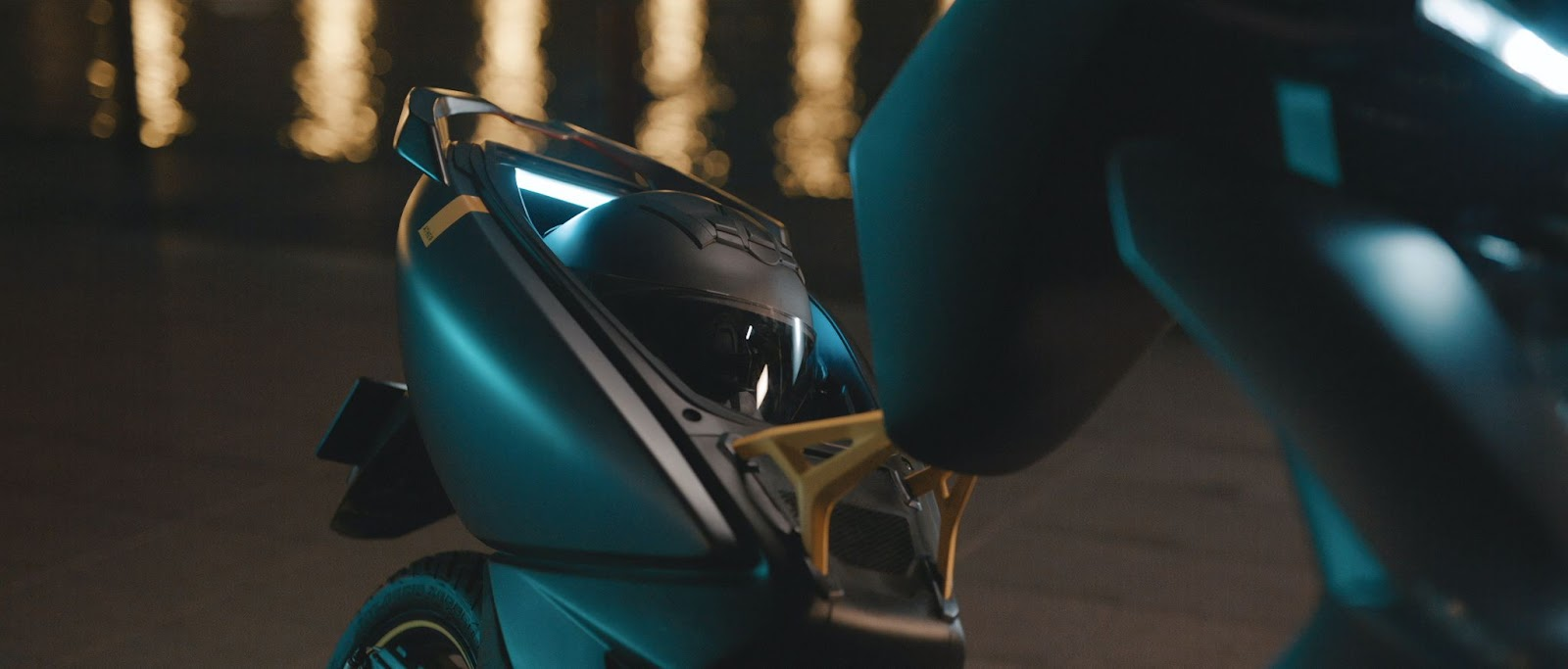 moto casco